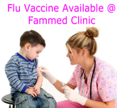 Flu Vaccine Available