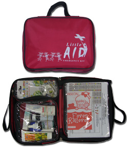 Little Aid Emergency Kit